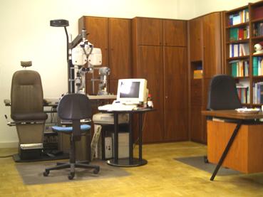 Praxis Augenarzt in Worms