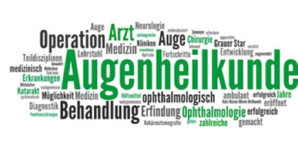 Nachlasern bei Augenarzt in Worms.