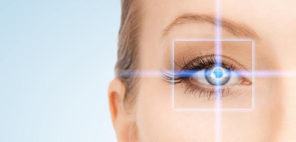 Laserbehandlung bei Dr. Hierschbiel.