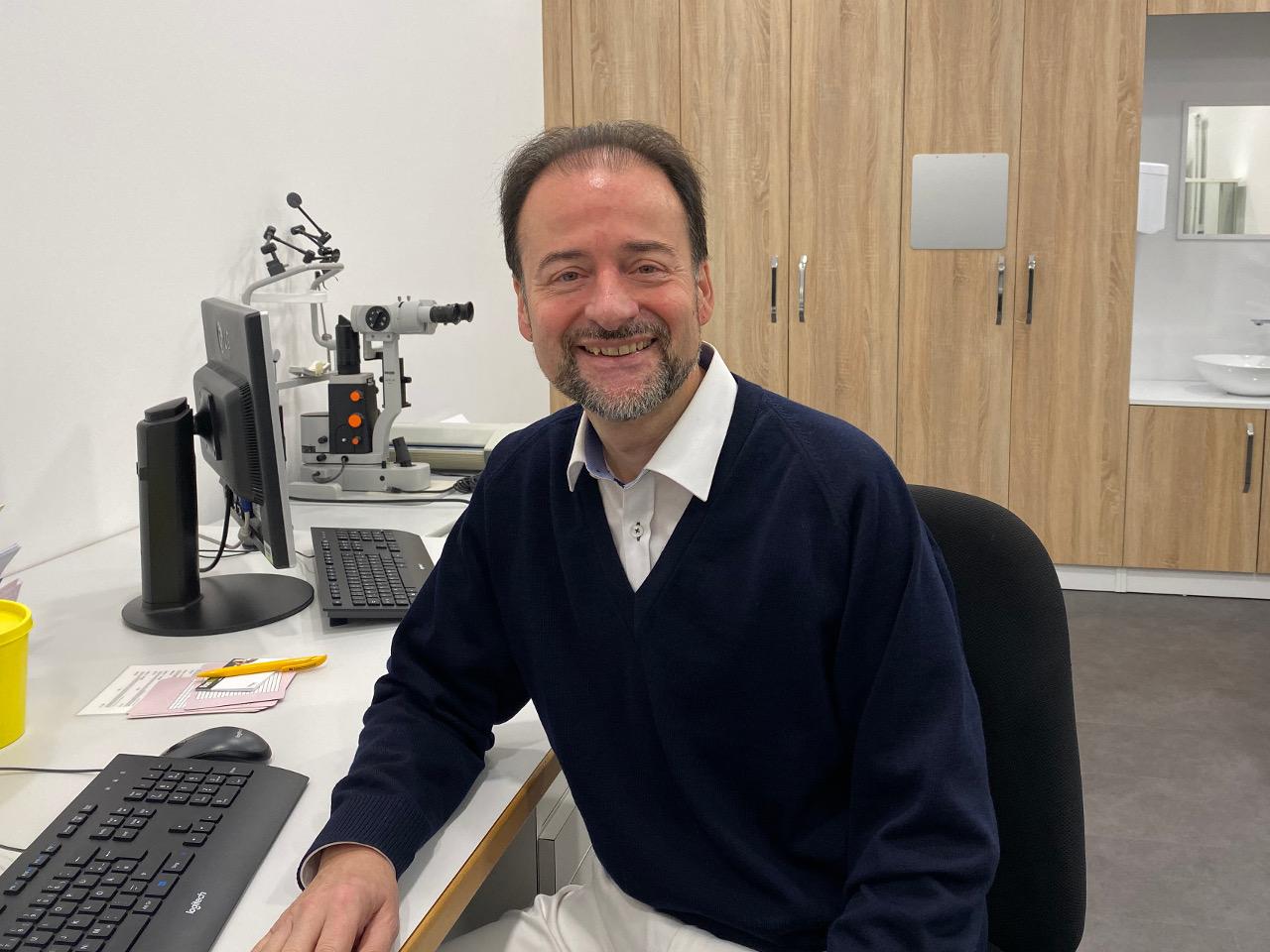 Dr. Hierschbiel - Augenarzt in Worms